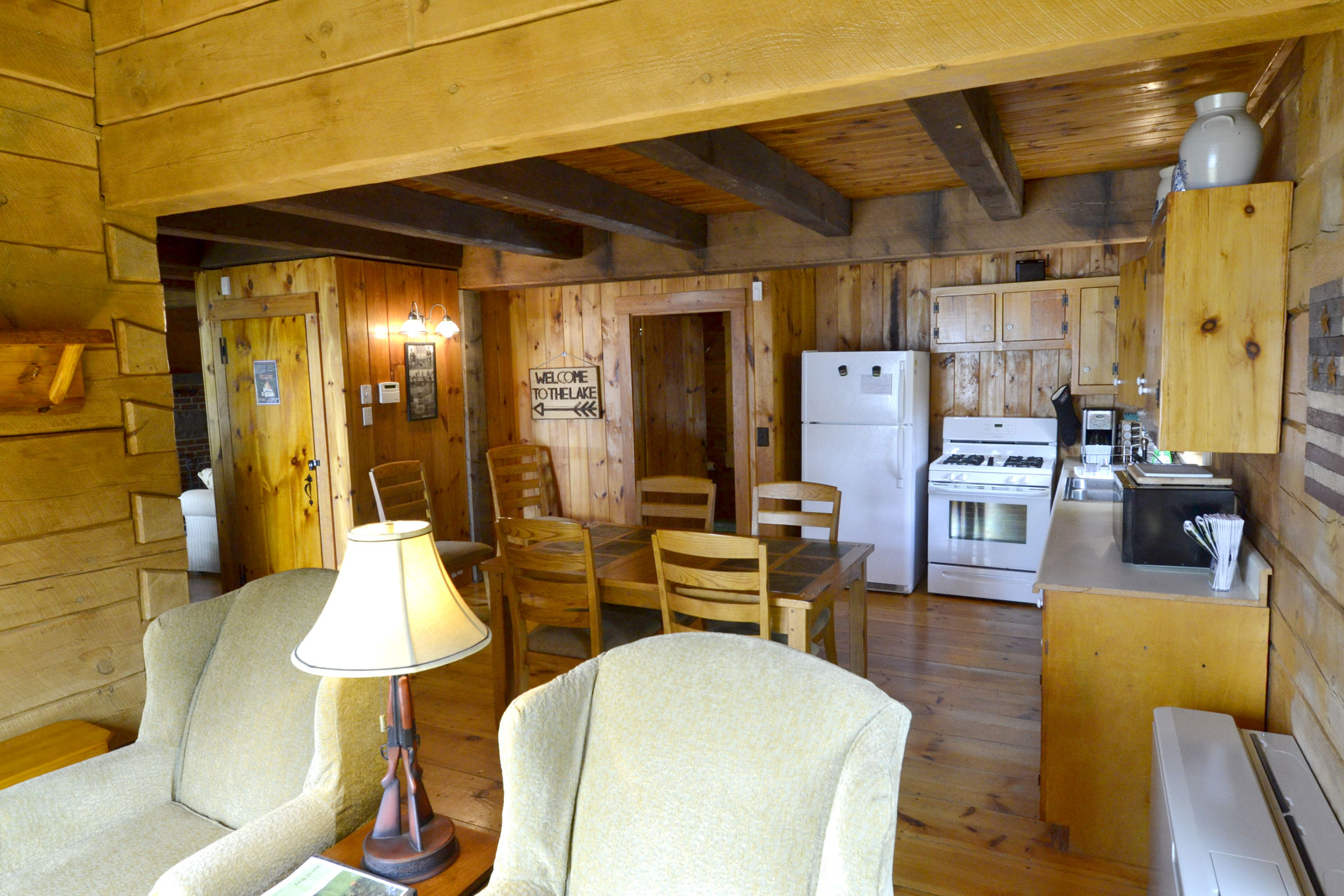 log balsam lake in img fir pittsburg romantic cozy on first connecticut cabins nh