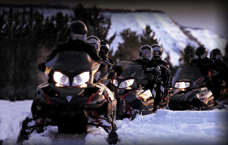 New England Inn & Lodge Snowmobile Adventure Package